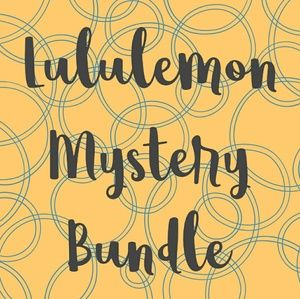 Lululemon | 5pc Mystery Bundle